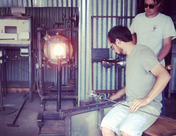 Lexington Glassworks, Asheville NC