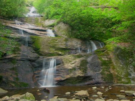 Wonderful NC Waterfalls