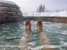 Winter Asheville Spa