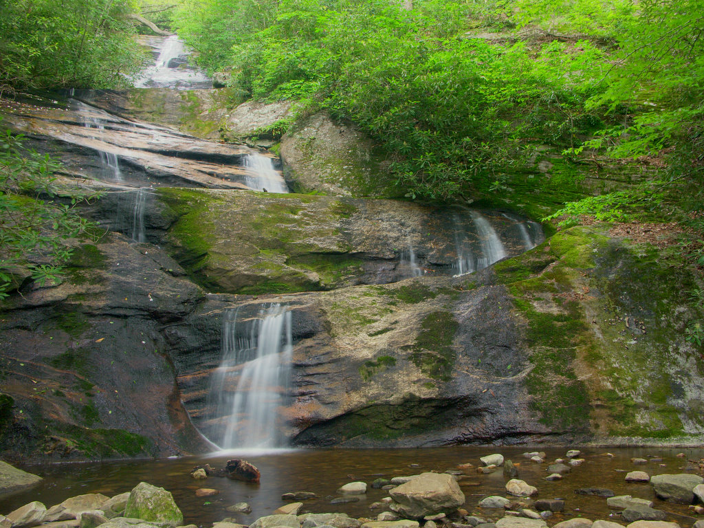 Black Mountain Waterfall
