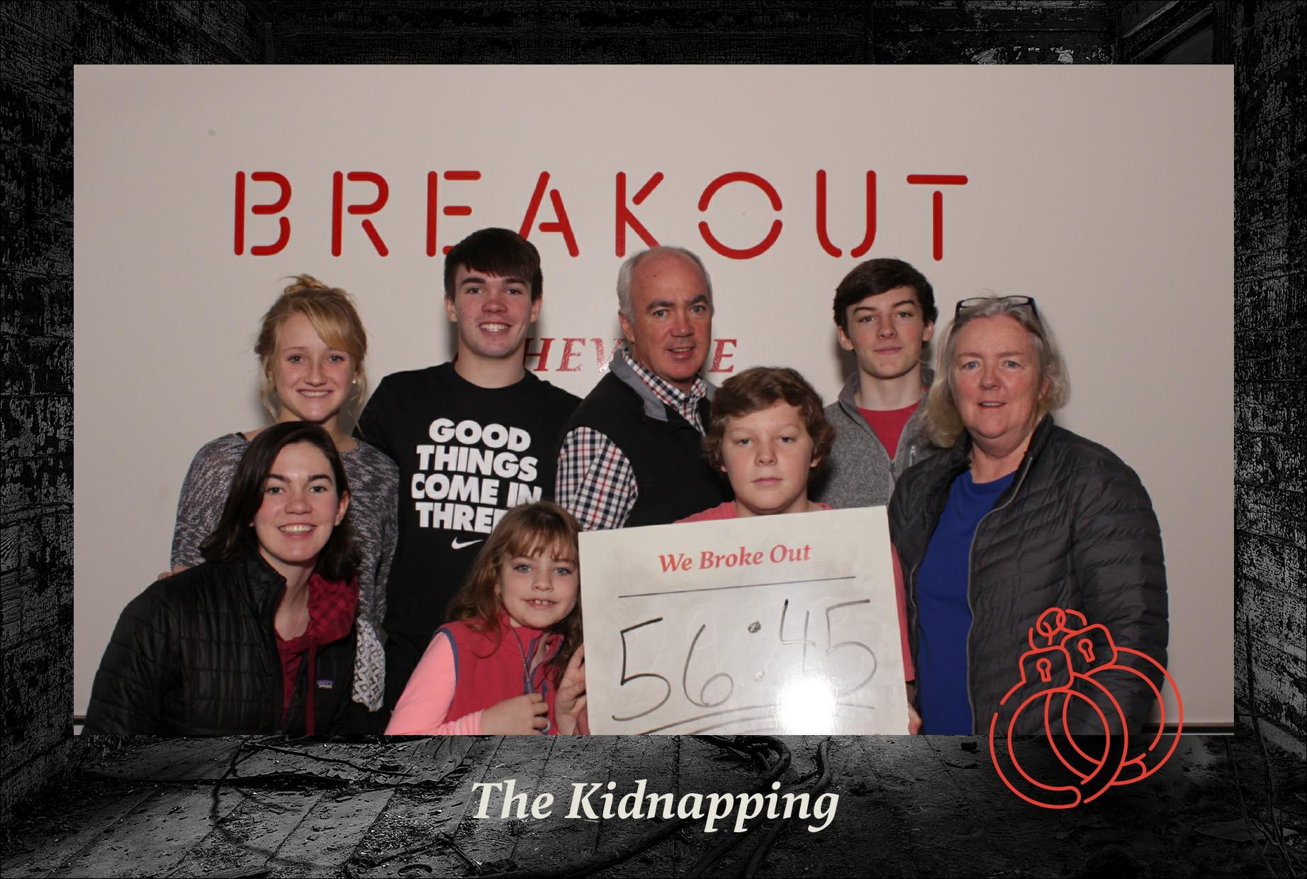 Breakout Asheville, Escape-room Family Entertainment