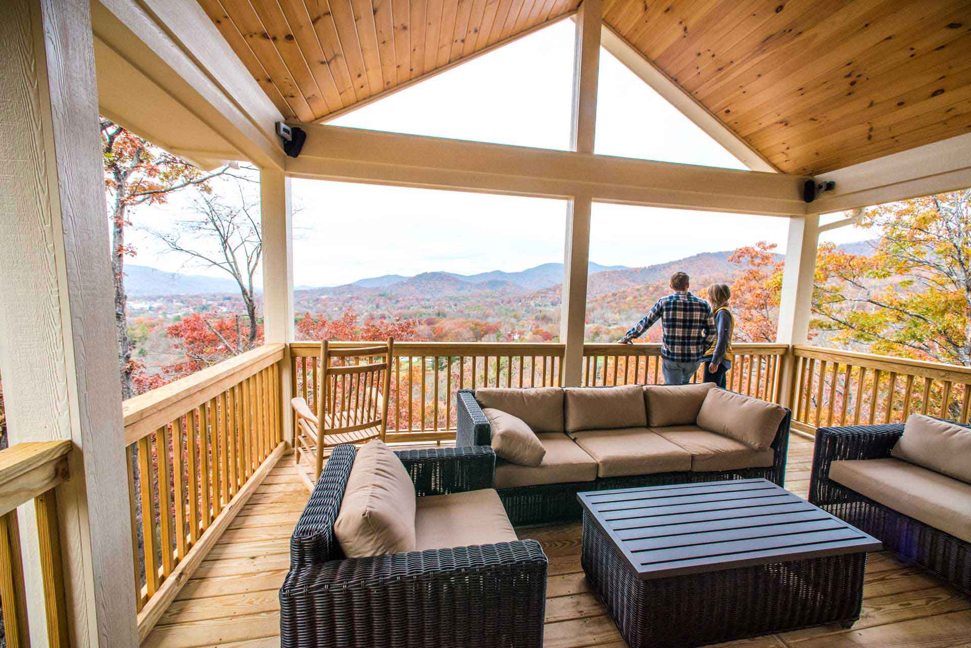 Plan The Perfect Honeymoon In An Asheville Cabin Rental