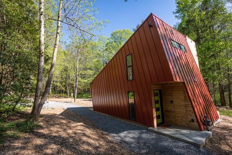 New Little Bear Cottage