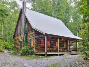 Incroyable Ideal Log Cabin For Sale: Black Mountain Vacation Property